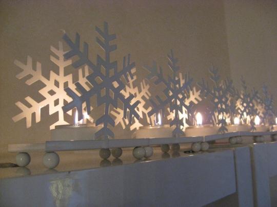 Lumihiutaletuikut
